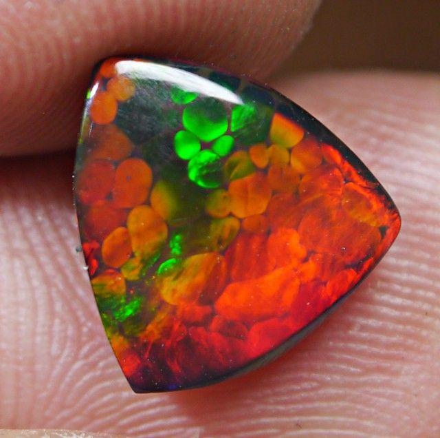 No Reserve Opal Online Auctions 10.8 x 10 x 5mm 2.5 carats Auction #550699 Opal Auctions