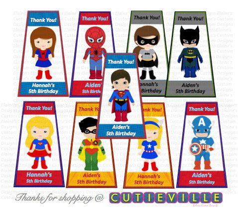 SuperHero Boys Superhero Girls