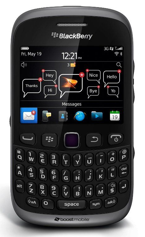 BlackBerry Smartphone /// The BlackBerry 7.1 OS has new