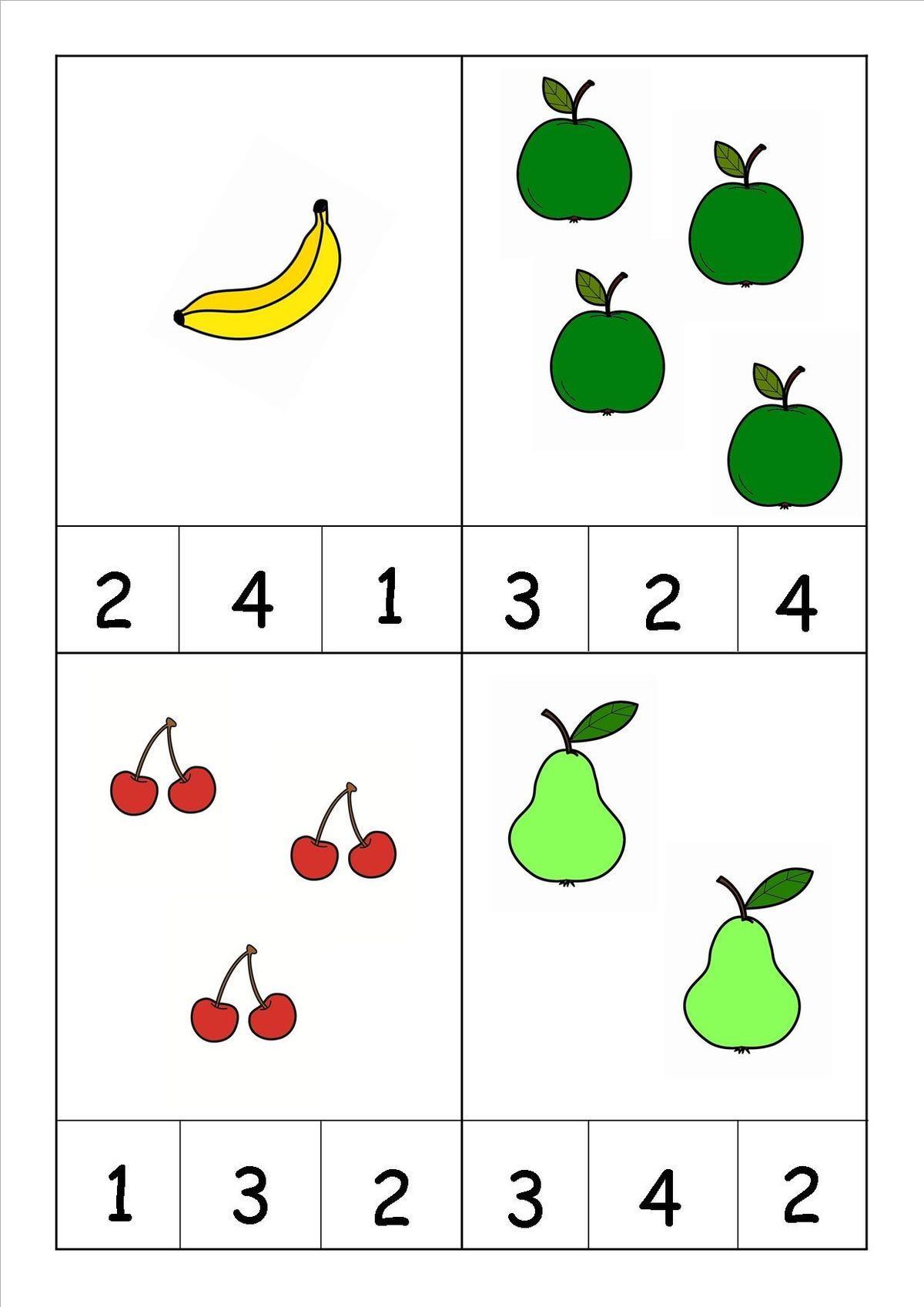 Pin By Cindy Pratt On Pre K Numbers Counting
