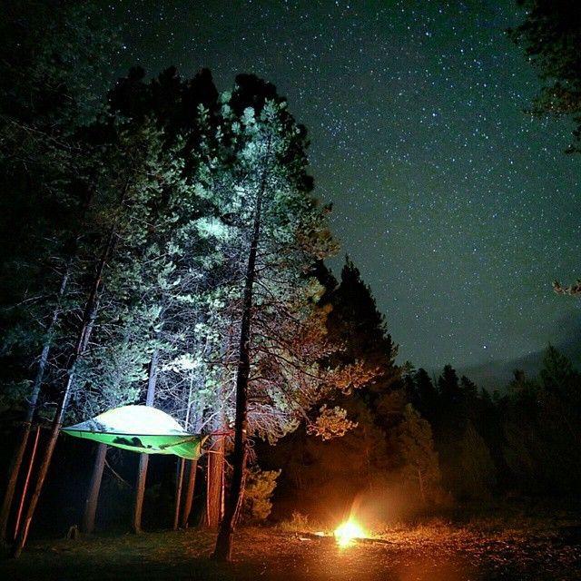 Barracas de camping Tentsile