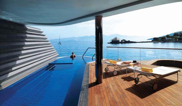 Elounda Crete Greece