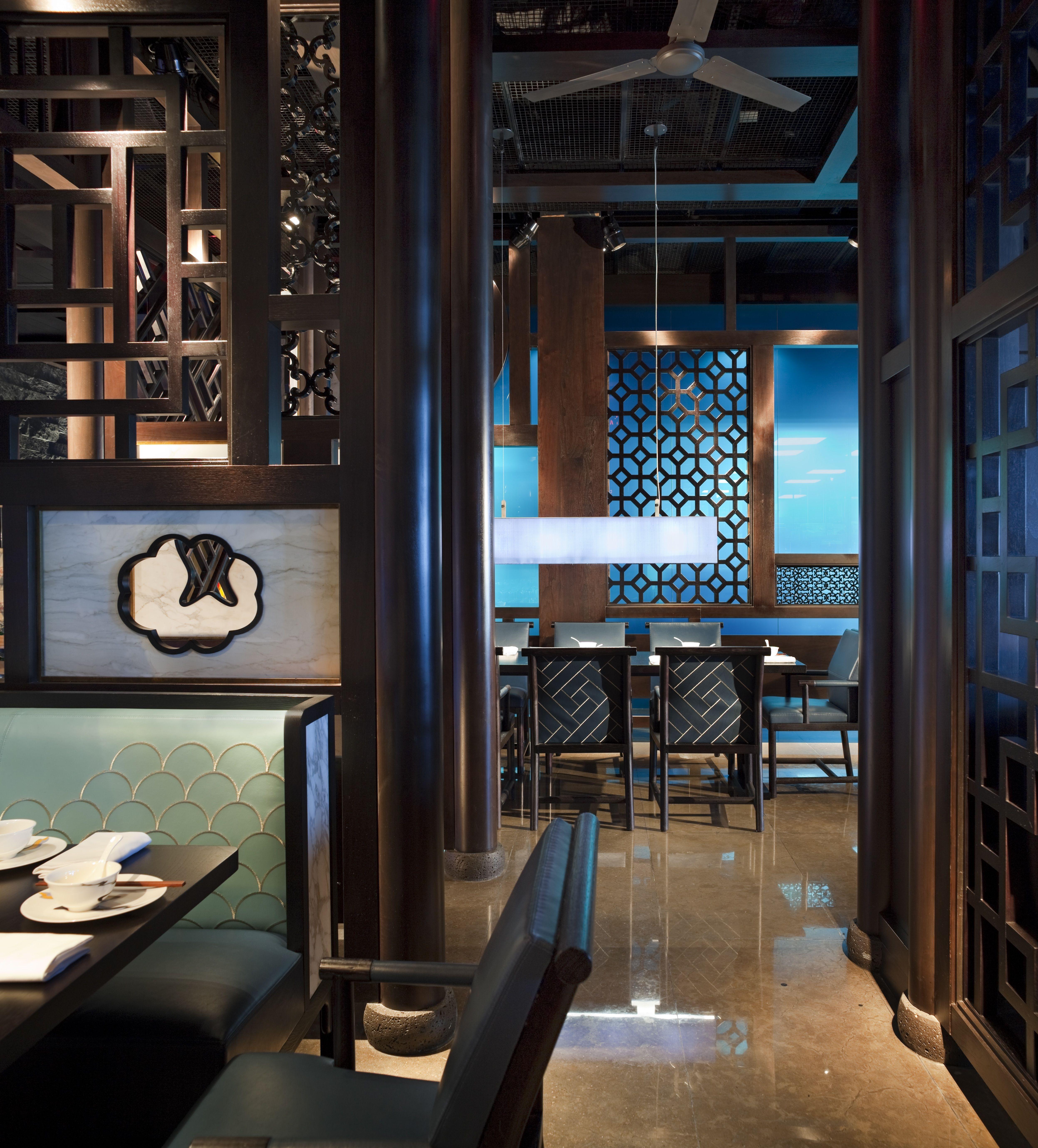 Cool Restaurant Interiors Hakkasan Interior Restaurant Interior Coffee Decor