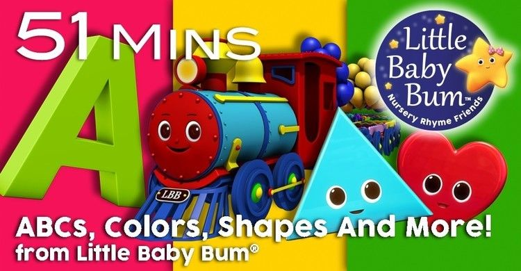 Moonbug Nursery Songs Rhymes Video Alphabet Phonics