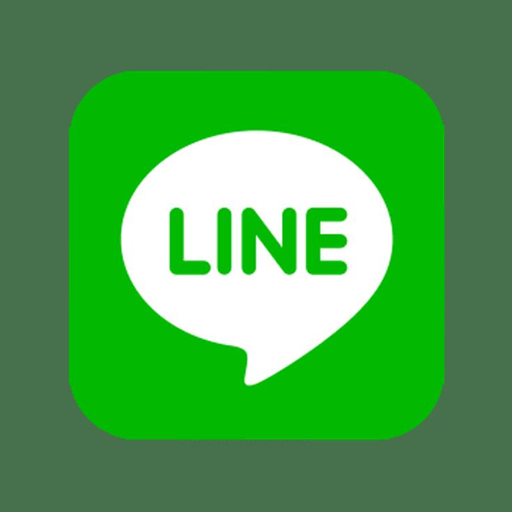 LINE vs. WhatsApp Logos, Free logo templates, Chat app