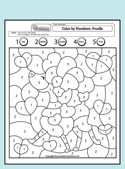 1000+ images about rakamları boyayalım on Pinterest   Kids holiday ...