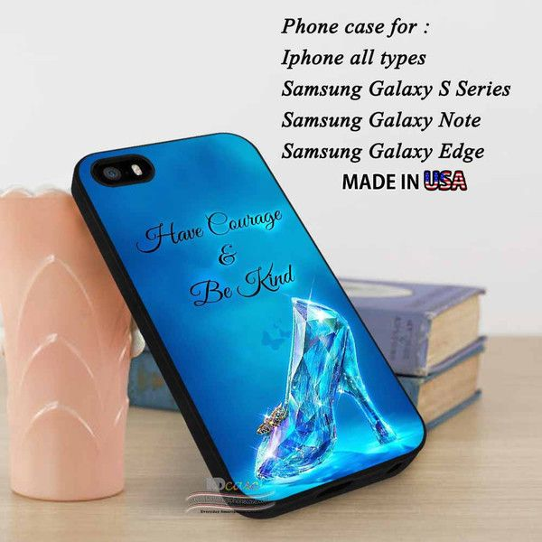 Samsung Quote Stunning Iphone Se Case Quote Cinderella Disney Princess Collage Art Samsung . Design Decoration