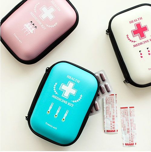 2016 The Travel Portable Storage Bag First Aid Kit Medicine Cabinet Storage Box Cute Satisfied Hypervenom Organiz Portable Bag First Aid Kit First Aid For Kids