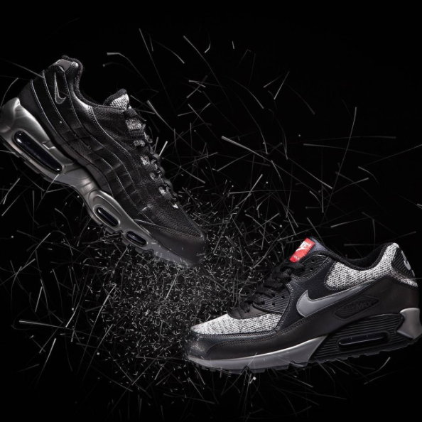 quality design fc7fe f7968 New In - The Nike Air Max 95 & Air Max 90 'Wool Pack' is now ...