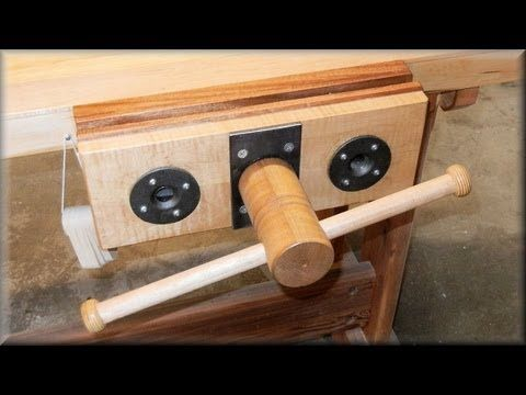 Making A Woodworking Vise Part 11 Of 11 Assembly Table