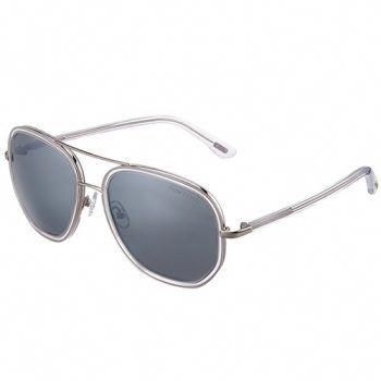 de6214325b Tom Ford Cyrille Aviator White Frame Sunglasses 307900  replicahandbags