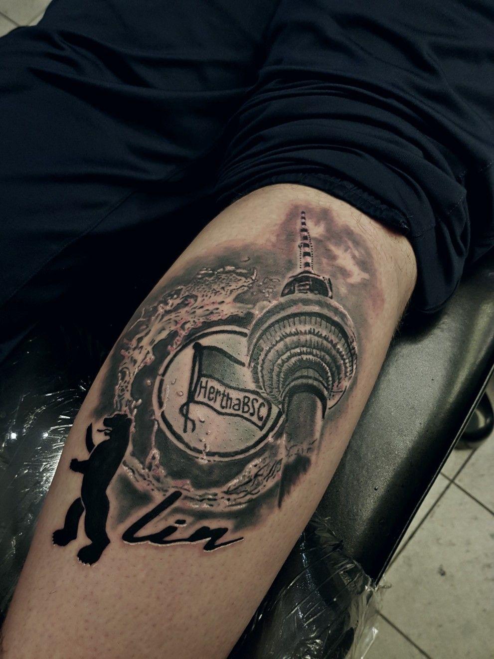 Hertha Tattoo