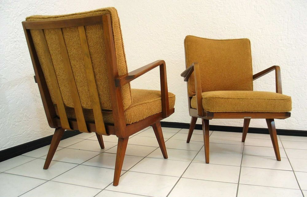 2 von 4 Knoll Antimott Sessel Easy Chair Danish Modern Lounge zu ...
