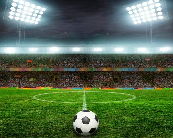 Football Pitch Wall Mural Wallpaper Ws 42395: Football Pitch Photo Wallpaper Mural For Children's