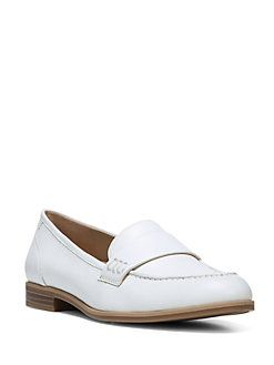114e02ac64c Naturalizer - Veronica Leather Slip-On Loafers