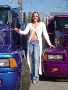Big Rigs For Sale >> How To Turn Your Pickup Truck Into A Mini Semi Truck | My ...