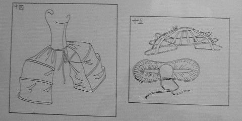 corsets  sketches