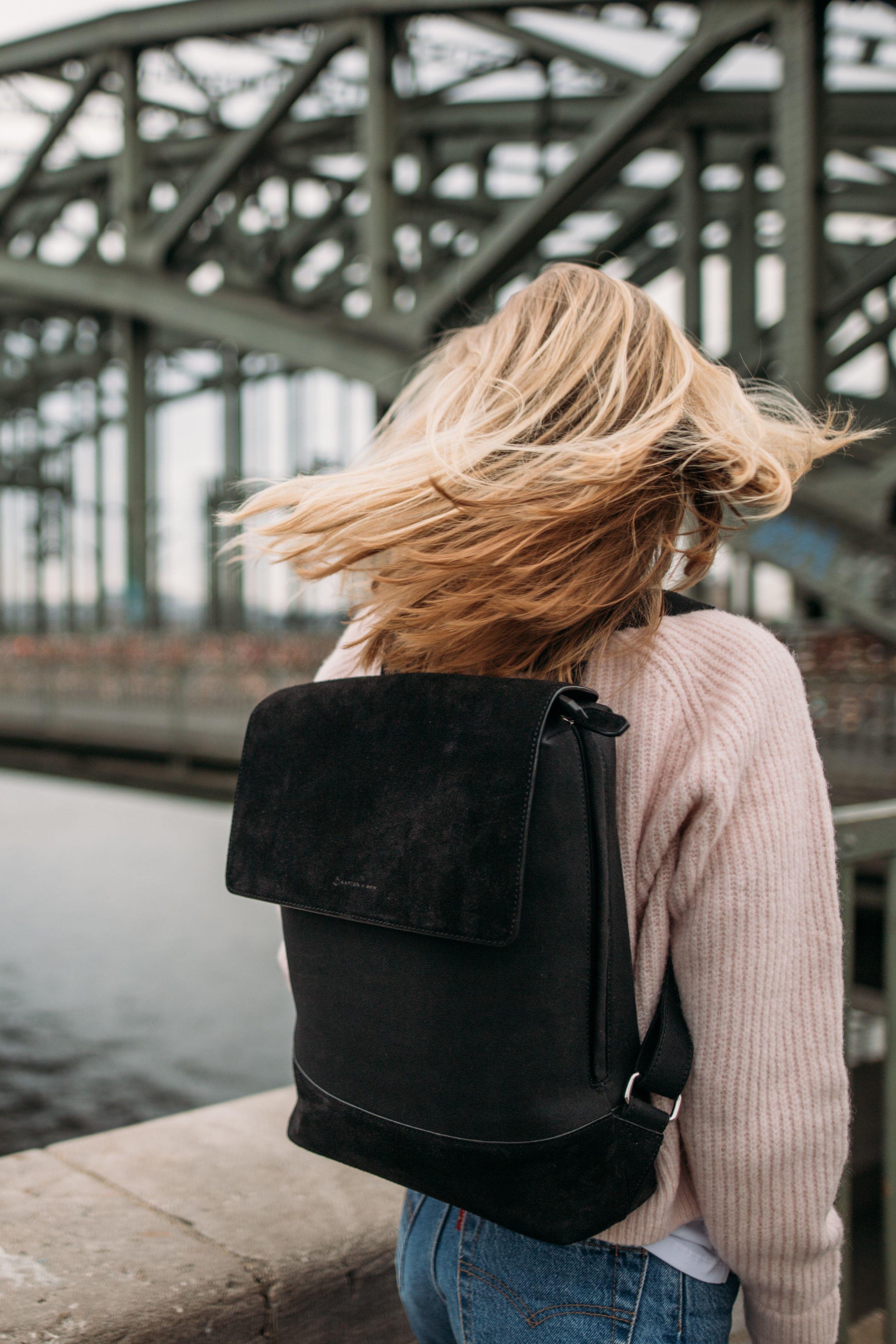 high quality backpack leather rucksack leder wildleder  leder und wildleder c 2_17 #8