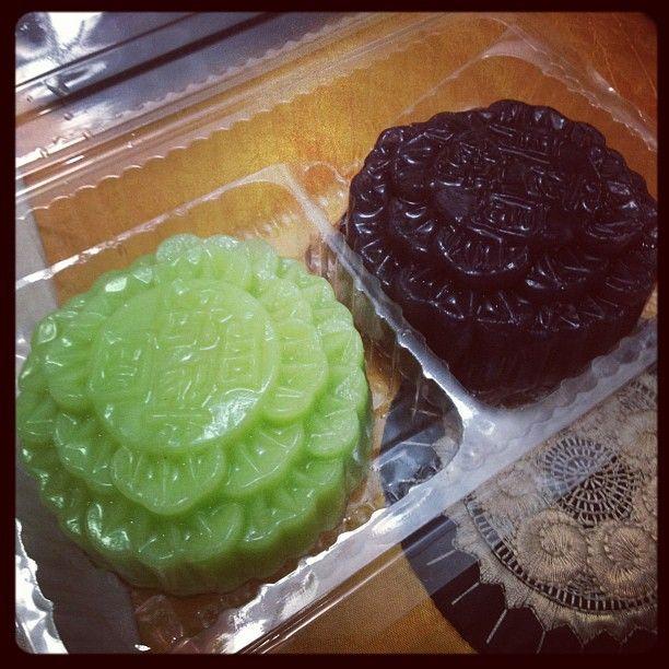 Kue Bulan Jelly Inovasi Baru Dari Toko Jurung Kuliner Medan Kue