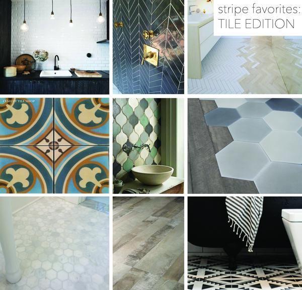 stripe favorites: TILE EDITION - Stripe Design Group
