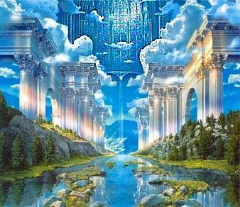 Résultats de recherche d'images pour «life in heaven»