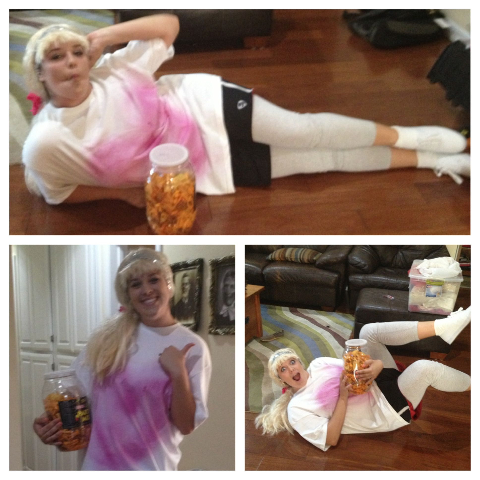 Fat Amy Halloween costume!!1 Iu0027m doing this next year hahahaha  sc 1 st  Pinterest & Fat Amy Halloween costume!!1 Iu0027m doing this next year hahahaha | Fat ...