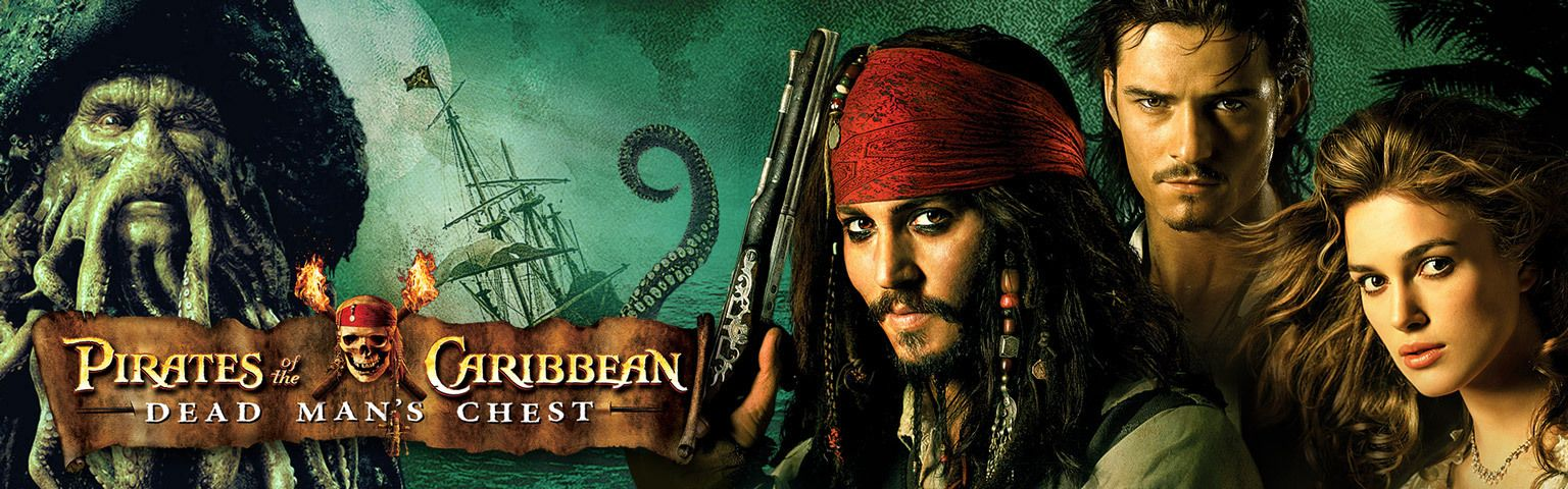 Pirates of the Caribbean 2: Dead Man's Chest   PRATES OF THE
