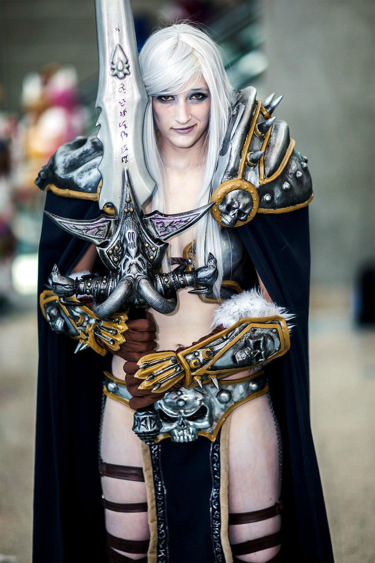 Rule 63 Arthas from World of Warcraft   RULE 63 Games ...