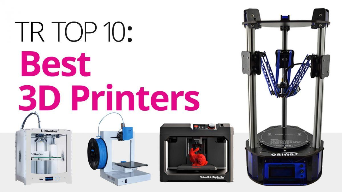Best 3D printers of 2020 Best 3d printer, 3d printer, 3d