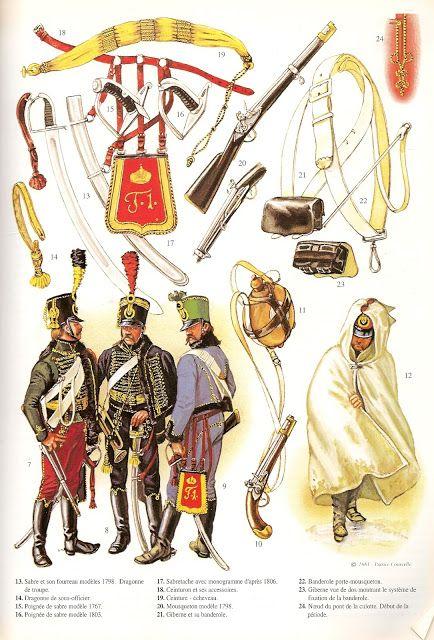 MINIATURAS MILITARES POR ALFONS CÀNOVAS: EL EJERCITO DEL SANTO IMPERIO AUSTRIACO DE 1799 A 1815 , por Patrice Courcelle.