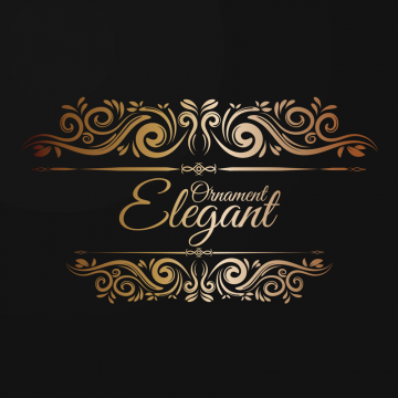 Elegant Ornament Frame Vintage Frames Png And Vector With Transparent Background For Free Download Vintage Frames Ornament Frame Png Images