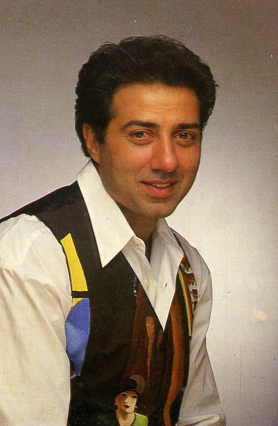 Sunny Deol  Indian Movie Stars - Vintage In 2019  Bollywood Actors -7518