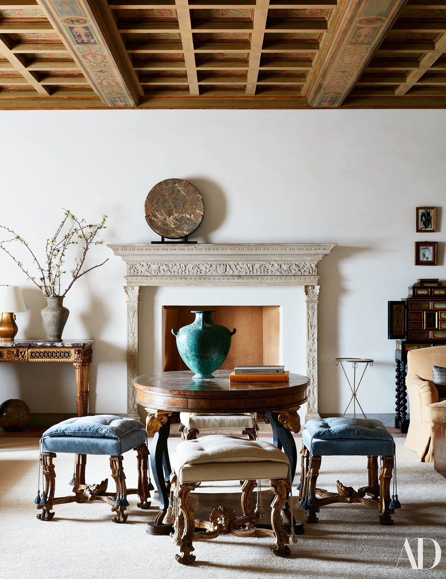 See How Atelier Am Reinvented This Montecito Estate Traditional