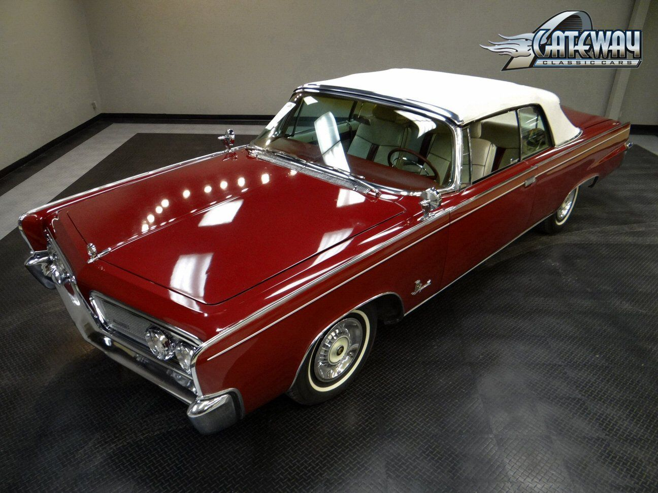 1964 Chrysler Imperial Convertible for Sale - Gateway Classic Cars ...
