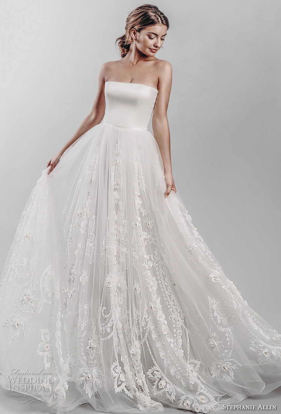 Cute Girl Wedding Dress Boutiques Near Me in 2020 Plain