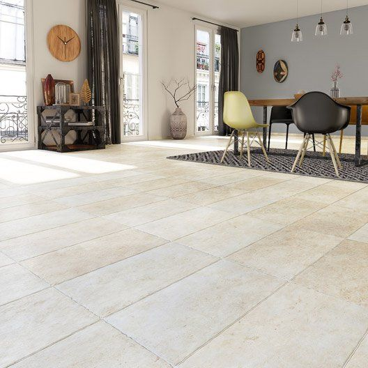 carrelage sol et mur beige effet pierre monast re x l. Black Bedroom Furniture Sets. Home Design Ideas