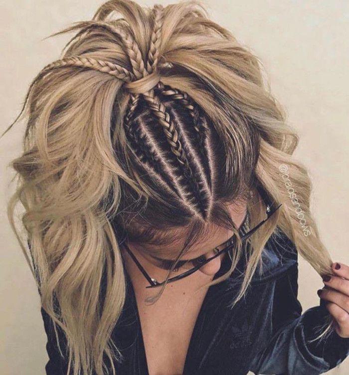 16 Creative Ways to Dress Your Ponytail #ponytail
