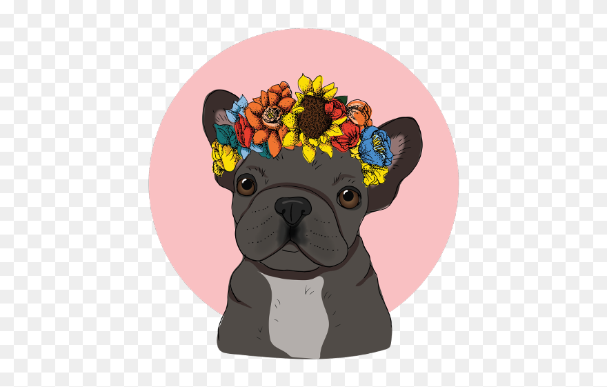 Download Hd French Bulldog Clip Art Png Download And Use The Free Clipart For Your Creative Project Clip Art French Bulldog Art