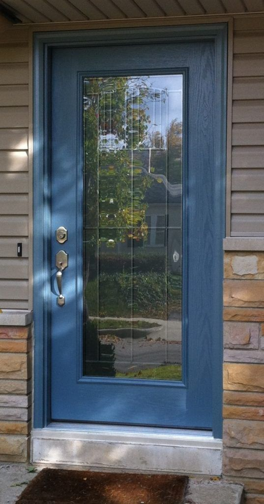 Steel Entry Doors With Glass Full Glass Entry Door Exterior