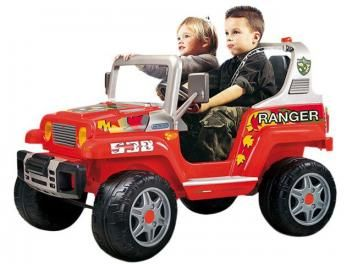 Carro Eletrico Ranger 538 12v Peg Perego Brinquedos Carros