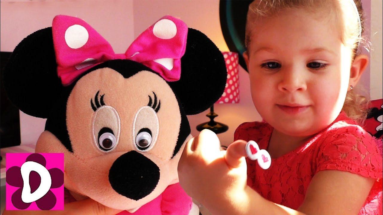 ВОЛШЕБНАЯ РАСКРАСКА Frozen и Минни Маус Лунатик Супер набор для Девочек от Дисней Видео для Детей {{AutoHashTags}}