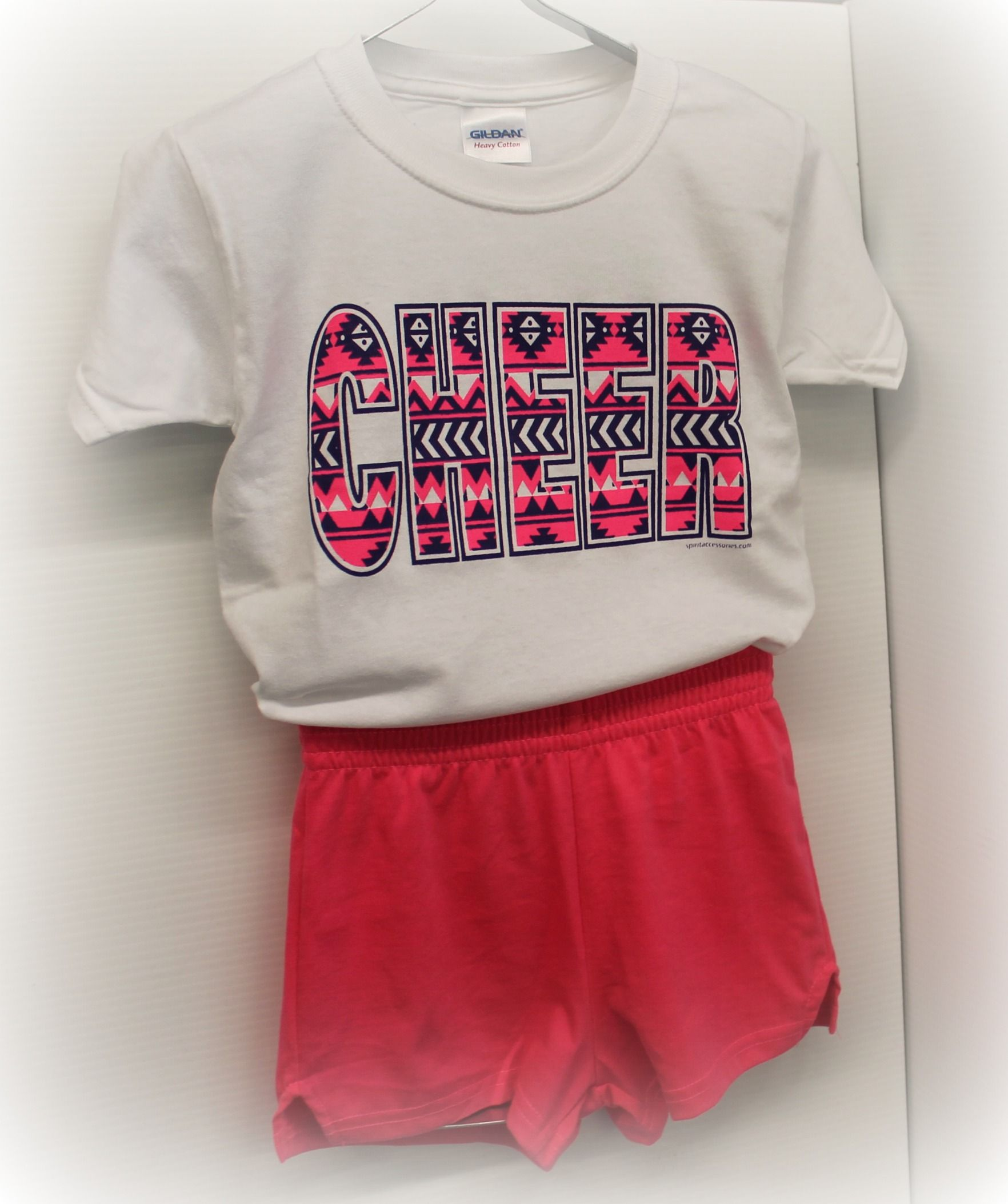 60b603542 Cheerleader Tee Shirts and Cheer T Shirts that include Custom Designs are  perfect for cheerleading practice, cheer camps and everyday casual  occasions!