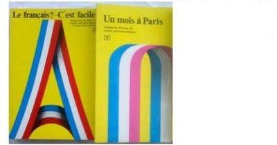 Le Francais C Est Facile Un Mois A Paris 6851008411 Oficjalne Archiwum Allegro Paris Allegro
