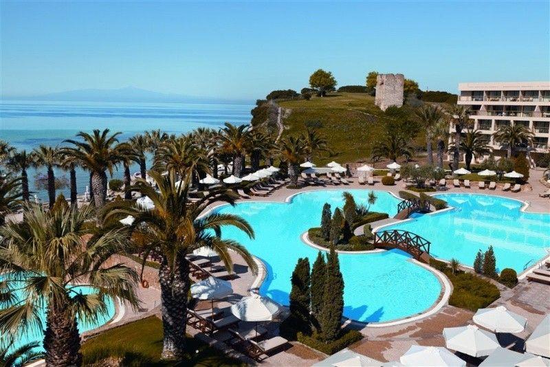 Hotel Sani Beach***** #recko #chalkidiki