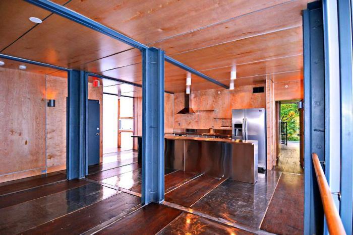 Construire Sa Maison Container Architecture Intrieure De Maison