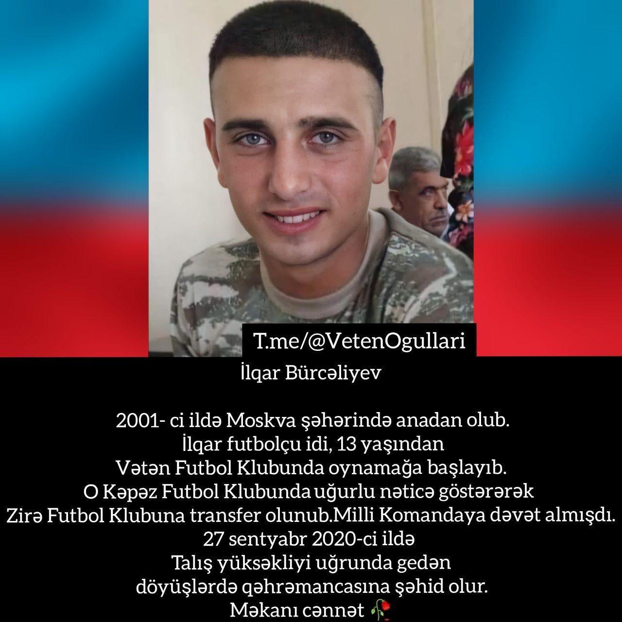 Səhid Ilqar Burcəliyev Ruhun Sad Olsun Səhidim Incoming Call Screenshot Incoming Call Azerbaijan