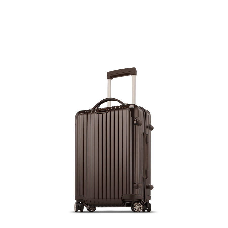 RIMOWA | Salsa Deluxe Cabin Multiwheel® 32.0L Brown Carry On Luggage