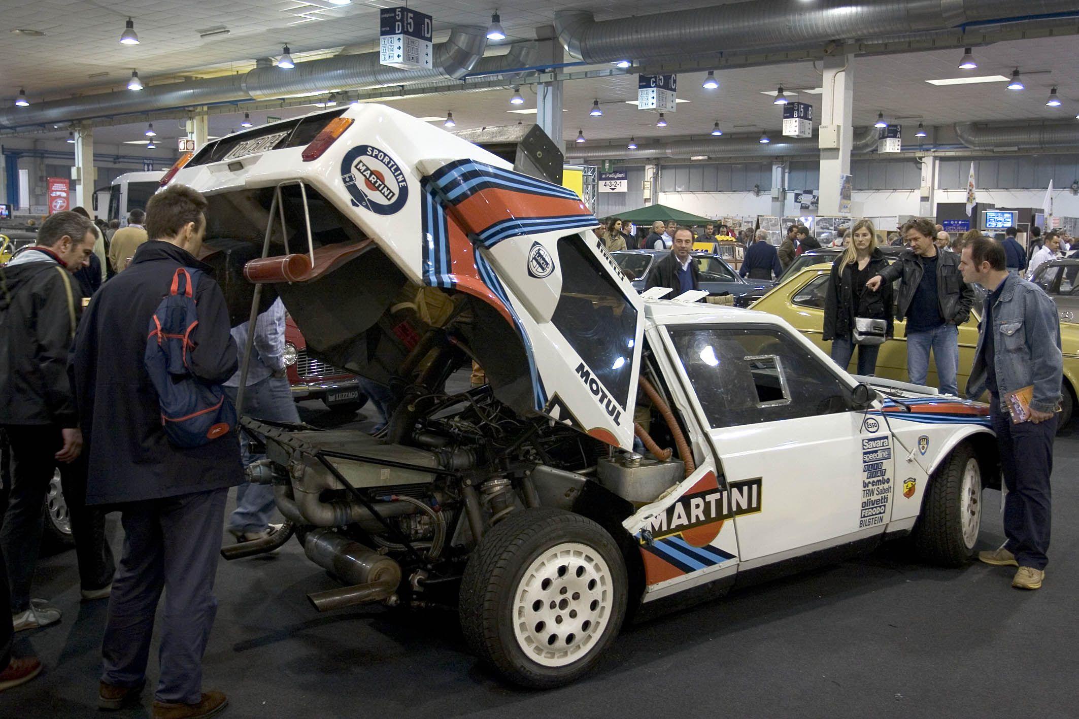 Lancia Delta Martini S4