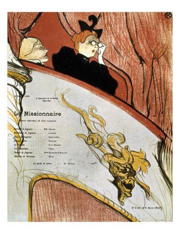 Toulouse-Lautrec, 1893 by Henri Toulouse-Lautrec
