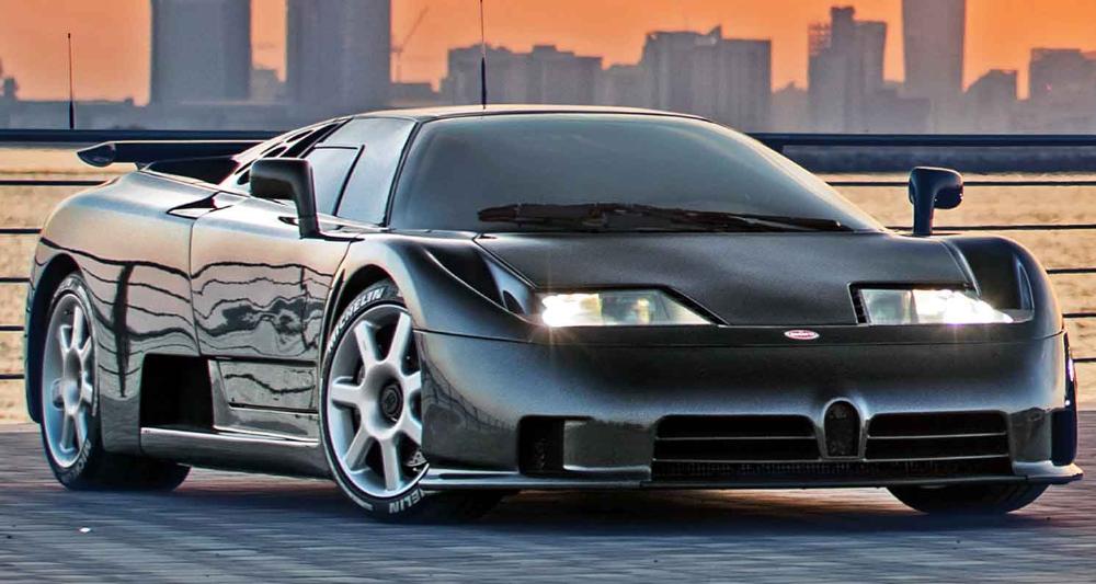 بوغاتي إي بي110 الأب الروحي الفعلي لجميع سيارات السوبر سبورت الخارقة موقع ويلز Bugatti Eb110 Car Bugatti